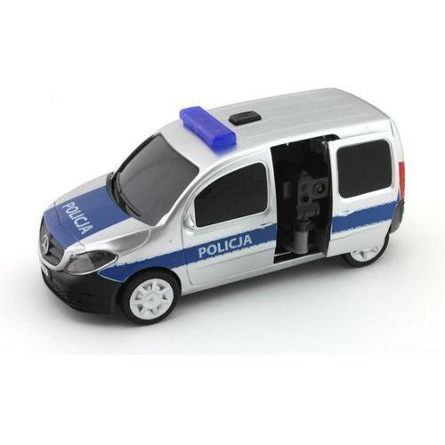 Dickie toys Dickie policja radiowóz samochód policyjny sos z radarem 371-3002