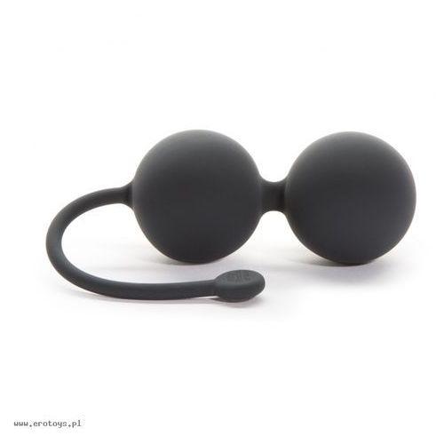 Kulki gejszy - Fifty Shades of Grey Silicone Jiggle Balls (5060428804906)