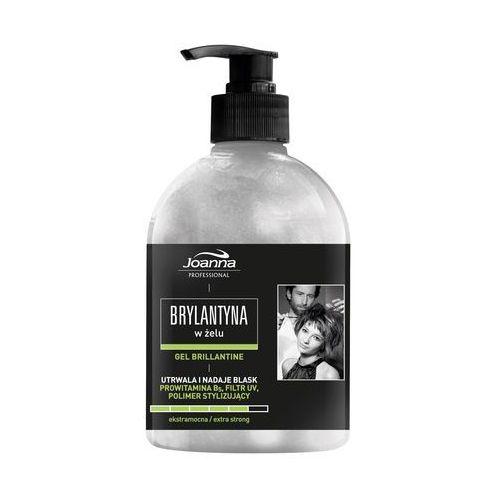 brylantyna w żelu extramocna gel brillantine 500 g marki Joanna