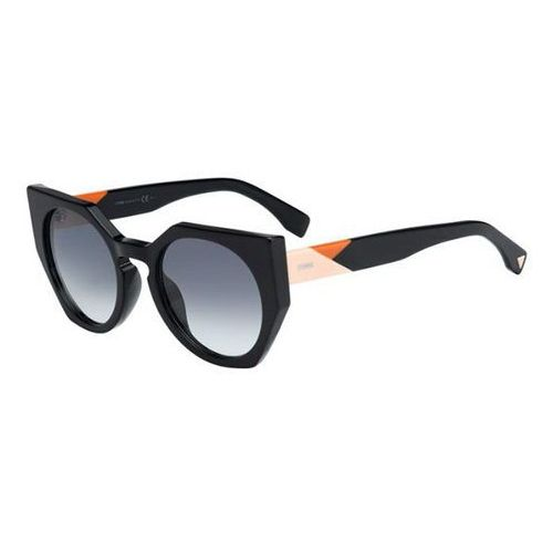 Okulary słoneczne ff 0151/s facets 807/jj marki Fendi