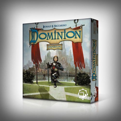 Games factory publishing Dominion: imperium gfp (5906395371167)