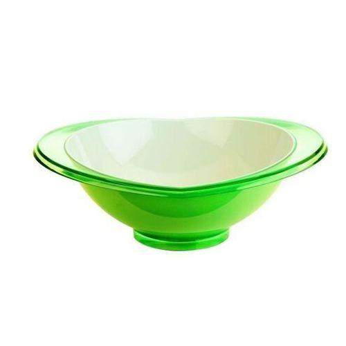 Casa bugatti - salaterka glamour 23 cm - zielona