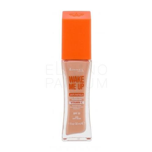 Wake Me Up Anti-Fatigue Foundation SPF15 podkład rozświetlający 200 Soft Beige 30ml, 3607342360099