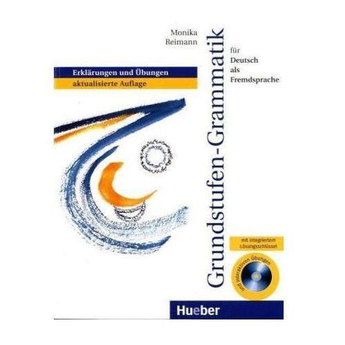 Grundstufengrammatik für DaF mit Lösungsschlüssel + CD-ROM (9783191615758)