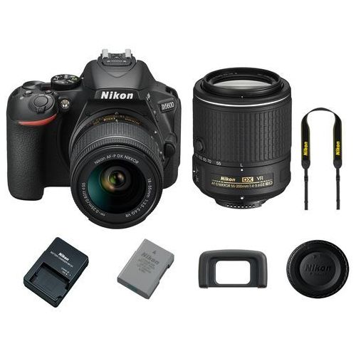 Nikon D5600. Tanie oferty ze sklepów i opinie.