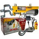 Wyciągarka wciągarka elektryczna linowa 1000 marki Verke