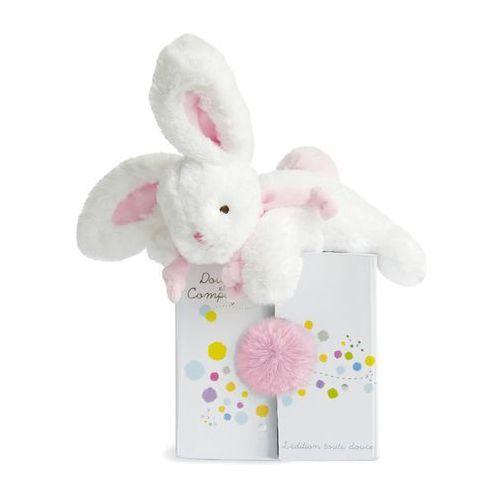 Przytulanka - różowy króliczek