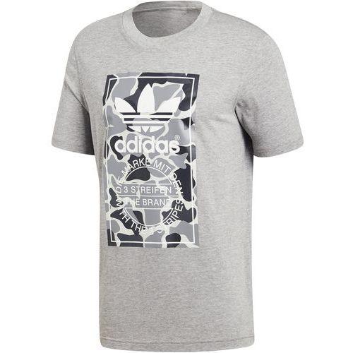 Koszulka camouflage tongue label dh4770 marki Adidas