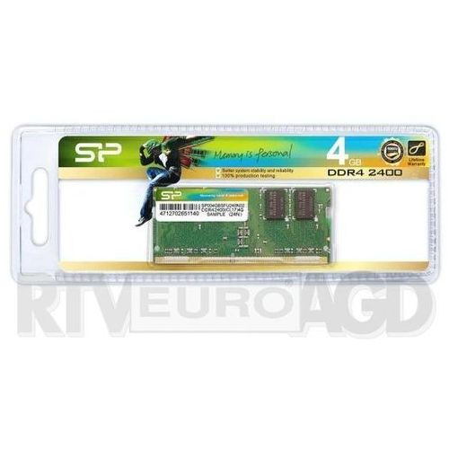 Silicon Power DDR4 4GB 2400 CL17 SO-DIMM (4712702651140)