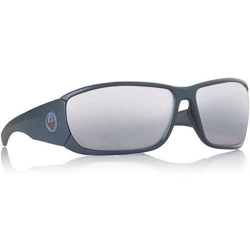 Okulary słoneczne - tow in ion matte magnet grey silver io (036) rozmiar: os marki Dragon