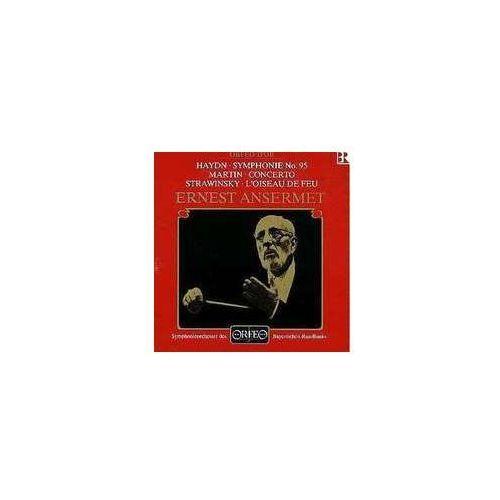 Haydn M / Stravinsky I - Symph. No. 95, Concerto, L'oiseau