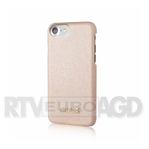 Guess GUHCP7TBE iPhone 7 (beżowy) (3700740386576)