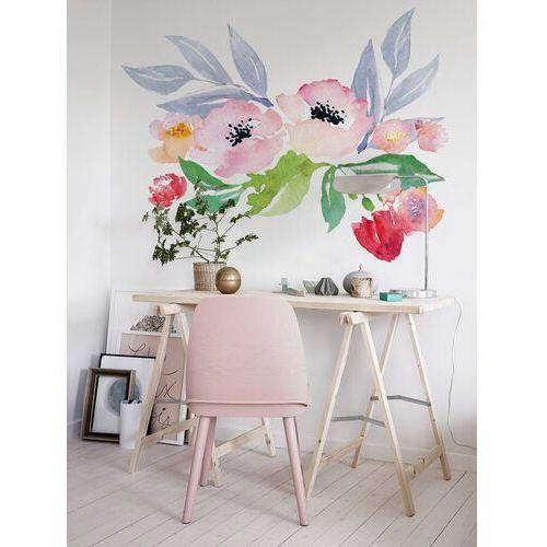 Coloray.pl Naklejki na ścianę wymarzone kwiaty