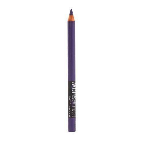 Maybelline  color show crayons khol 320 vibrant violet ołówek fioletowy eyeliner