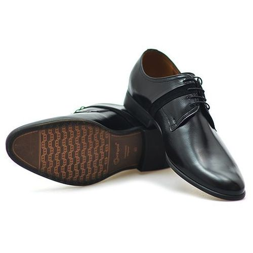 Pantofle cq0c-4734-z009-00s02 czarne, Conhpol