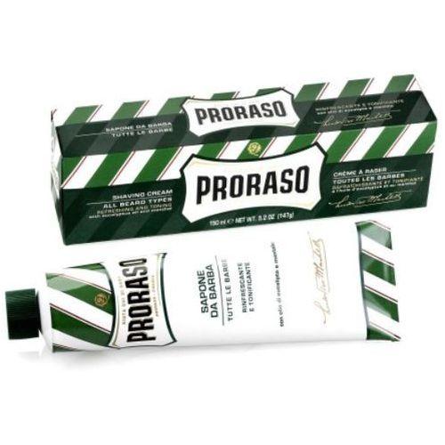 Proraso Green Shaving Cream krem do golenia do skóry normalnej 150ml