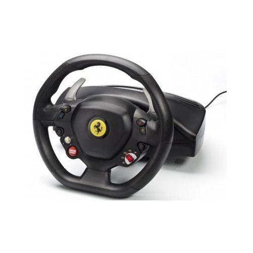 Kierownica THRUSTMASTER Ferrari 458 Italia do PC/Xbox 360 (0663296417442)