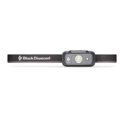Black Diamond Spot Lite 160 Latarka czołowa, graphite 2019 Latarki czołowe