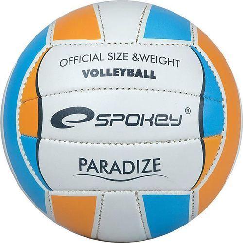 Spokey Piłka siatkowa  paradise 82544 - pomarańczowy ||biały (5907640825442)