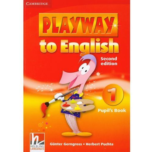 Playway to English 1. Podręcznik, Cambridge University Press