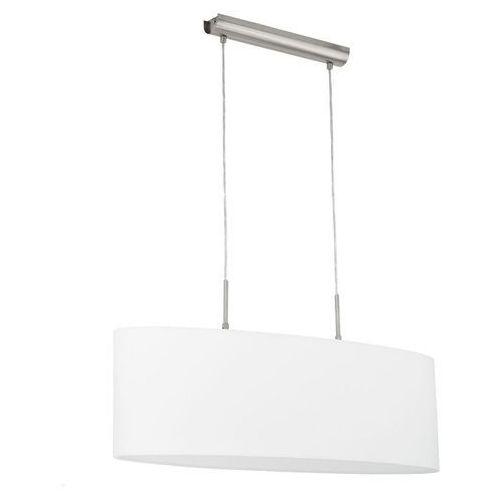 Eglo 31579 - Lampa wisząca PASTERI 2xE27/60W/230V (9002759315795)