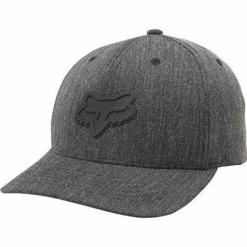 Czapka z daszkiem - heads up 110 snapback heather black (243) rozmiar: os marki Fox