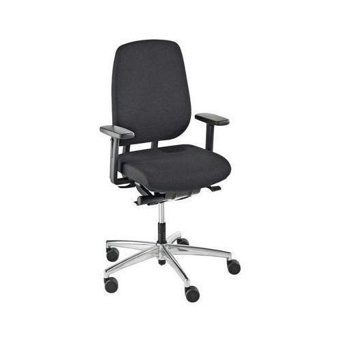 Krzesło dla operatora, mechanizm synchroniczny, siedzisko przesuwne, wys. oparci marki Interstuhl büromöbel
