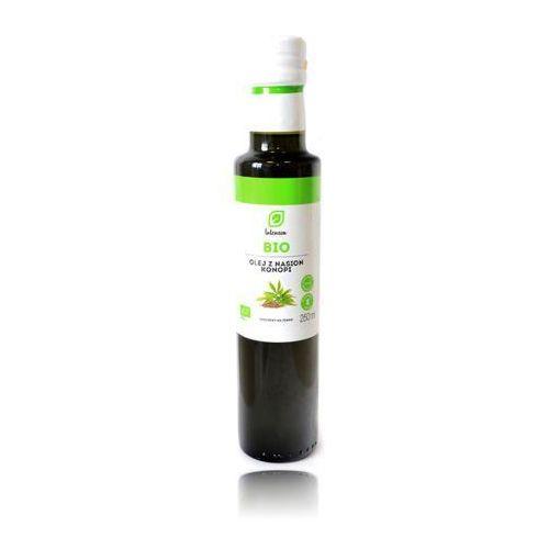 INTENSON Bio Olej z Nasion Konopi 250ml (5902150281771)