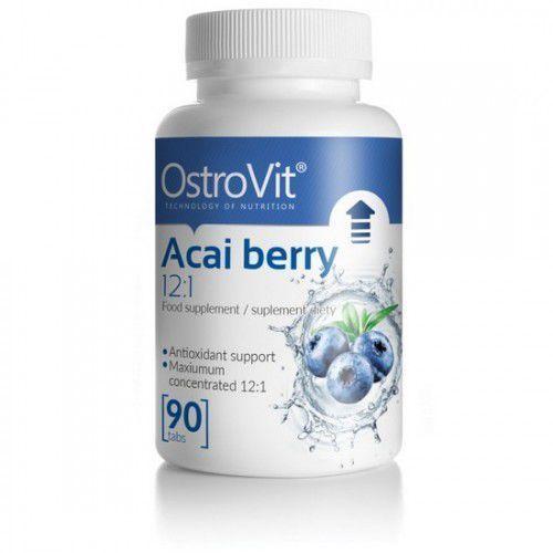 Ostrovit  acai berry 12:1 500mg - (90 tab) (5902232611038)