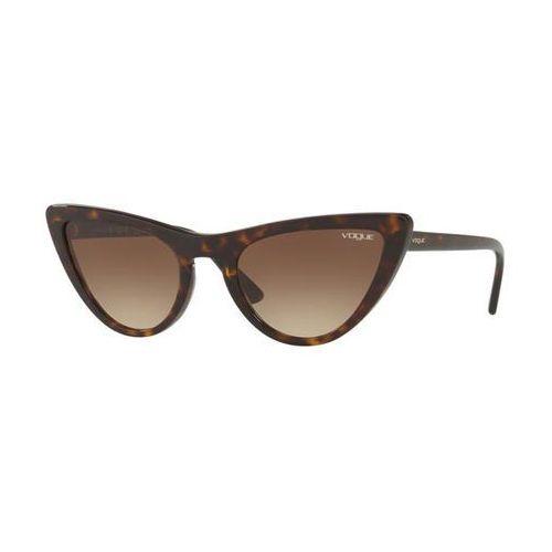 Okulary słoneczne vo5211s by gigi hadid w65613 marki Vogue eyewear