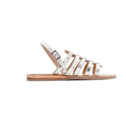 Skórzane sandały havapo marki Les tropeziennes par m.belarbi