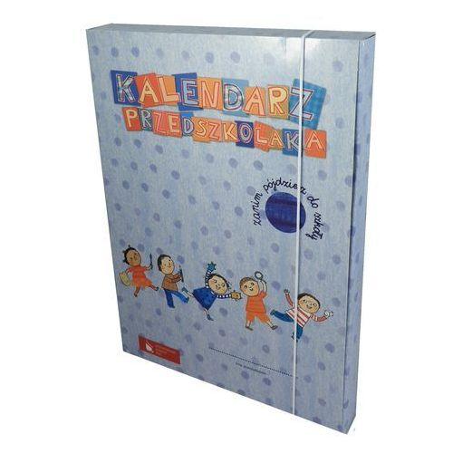 Kalendarz przedszkolaka Box, kup u jednego z partnerów