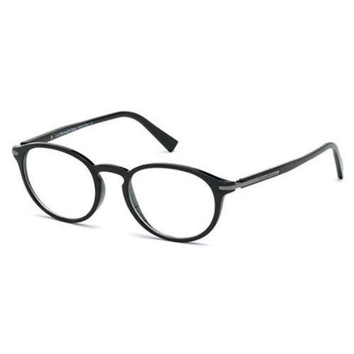 Okulary Korekcyjne Ermenegildo Zegna EZ5042 001 z kategorii Okulary korekcyjne