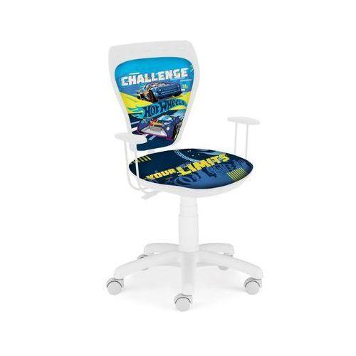 Krzesło dziecięce ministyle hotwheels gtp challenge w marki Nowy styl