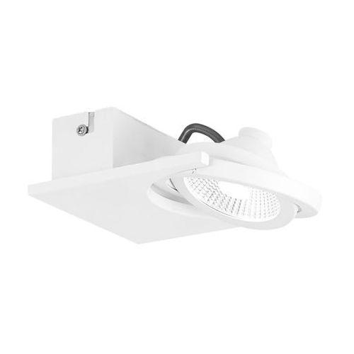 Eglo Plafon brea 39133 lampa sufitowa spot 1x5w led biała