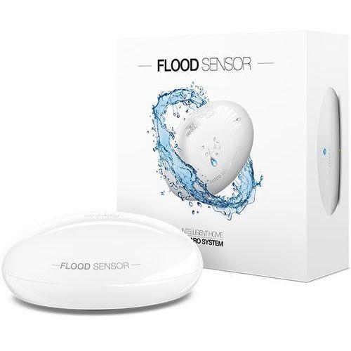 Czujnik zalania wodą FIBARO FGFS-101 ZW5 wewnętrzny Biały + DARMOWY TRANSPORT!, FGFS-101AM