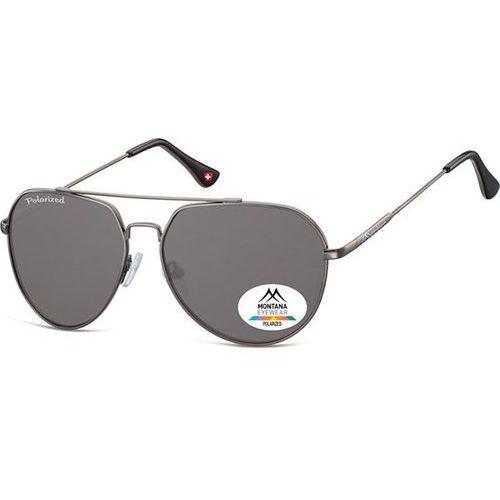 Okulary słoneczne mp90 polarized no colorcode marki Montana collection by sbg