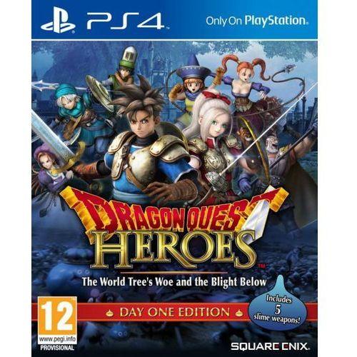 OKAZJA - Dragon Quest Heroes (PS4)