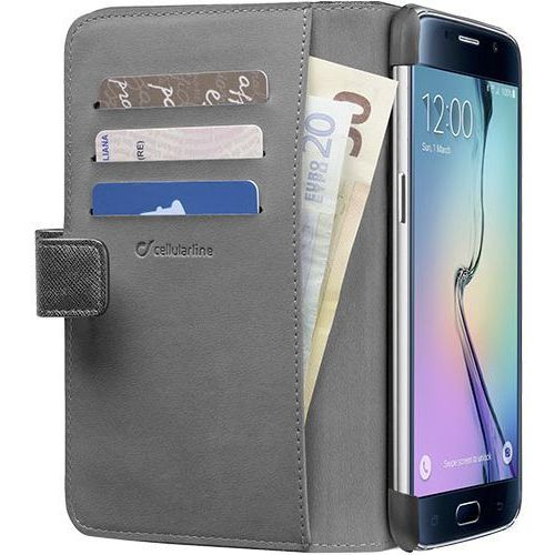 Etui CELLULAR LINE Book Agenda do Samsung Galaxy Note 5 Czarny, kolor czarny