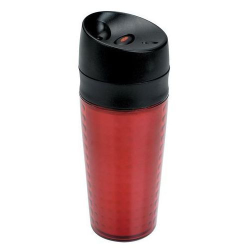 OKAZJA - Kubek termiczny Liquiseal 340 ml czerwony, 1112201V2MLNYK