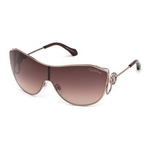 Okulary słoneczne rc 1061 garfagnana 38g marki Roberto cavalli