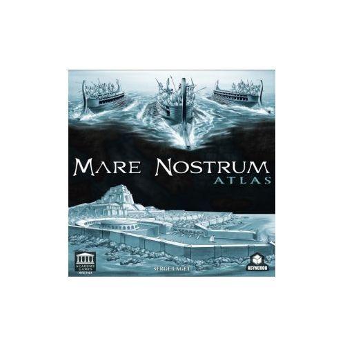 Mare Nostrum: Imperia - Atlas. Dodatek do Gry Planszowej