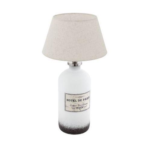 Eglo 49663 - Lampa stołowa ROSEDDAL 1xE27/60W/230V (9002759496630)