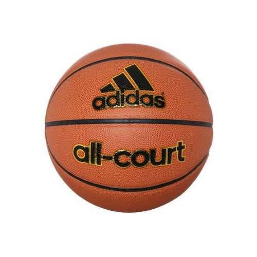adidas Performance ALL COURT Piłka do koszykówki orange, RO067