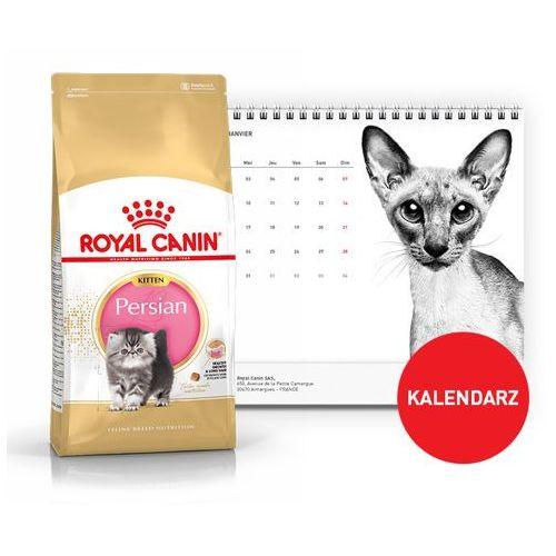 ROYAL CANIN Persian Kitten 10kg + Kalendarz 2018