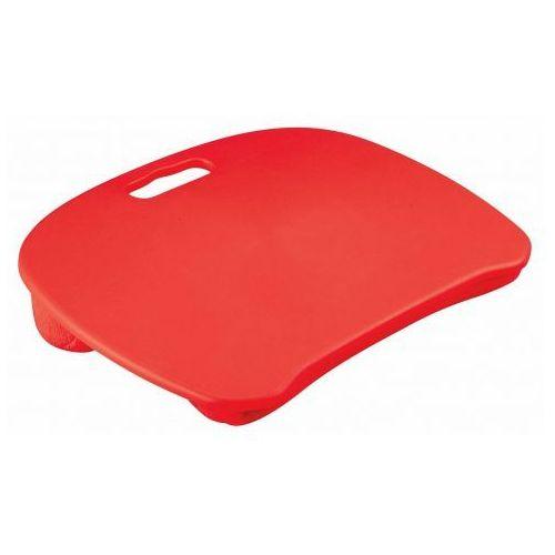 Stolik pod laptopa Cliper - czerwony, V-CH-B/28-PODSTAWKA-CZERWONY