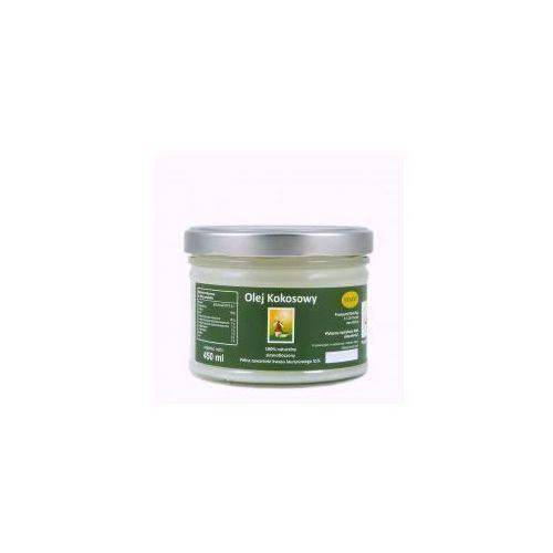 Olej kokosowy (Olej z kokosa) 450ml (5906286515519)