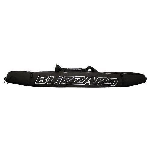 Pokrowce na narty zjazdowe Ski bag Premium for 1 pair Czarny 165-185 Srebrny