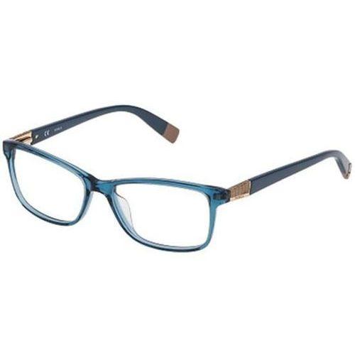 Okulary korekcyjne vfu005 0t90 marki Furla
