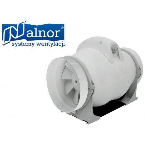 Alnor Wentylator kanałowy, plastikowy 100mm, 270m3/h (dv-pp-100-270) (8422248057950)
